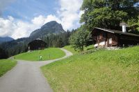 Sulwald - Lobhornhütte